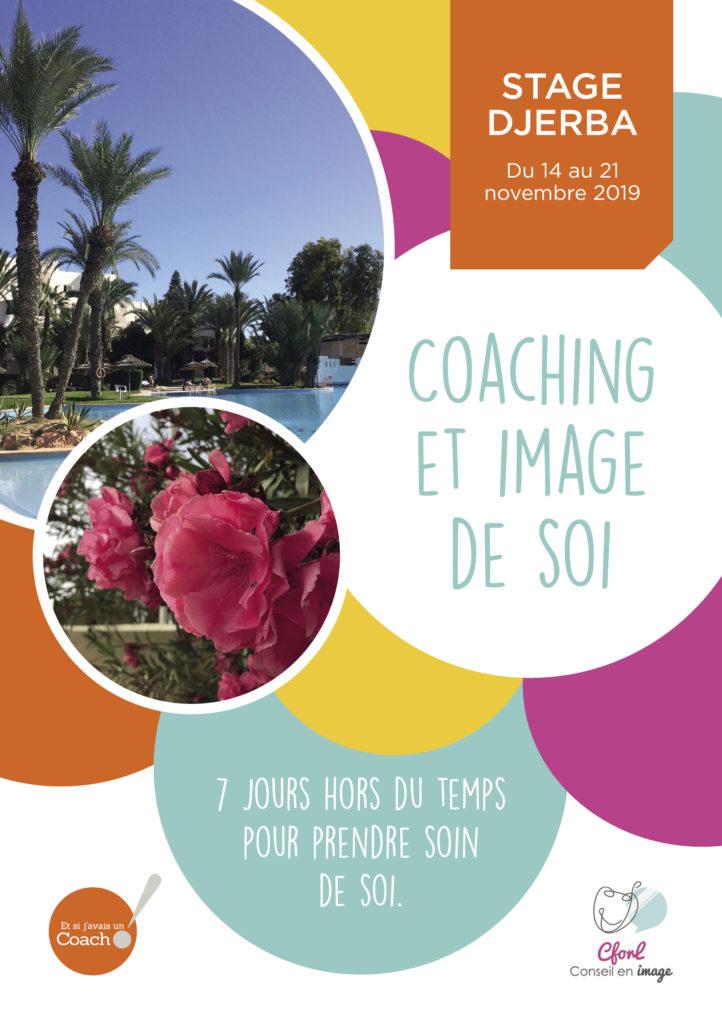 Stage Djerba coaching et image de soi